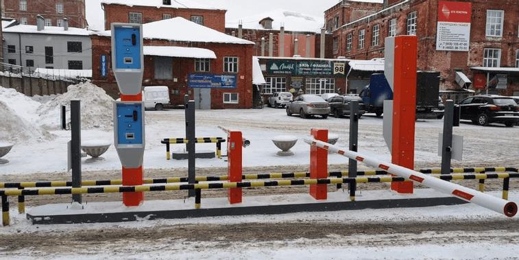 Парковочные системы